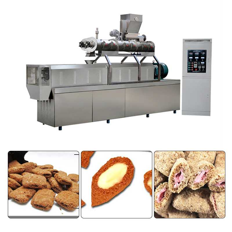 High Capacity Bugle Snack Food Making Machine Food Bugles Chips Machinery Production Line