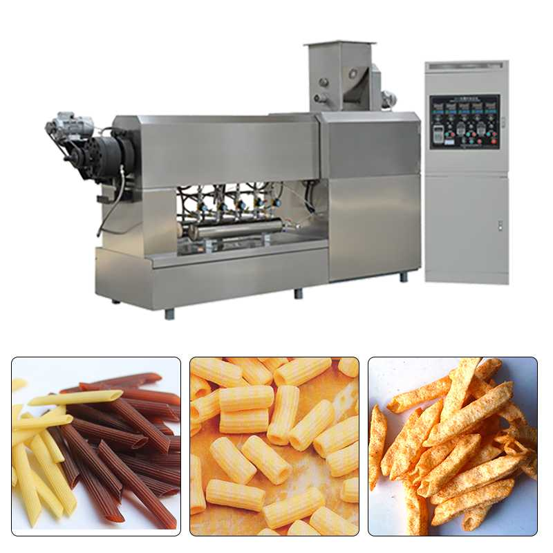 Automatic Twin Screw Extruder Machine Production Line