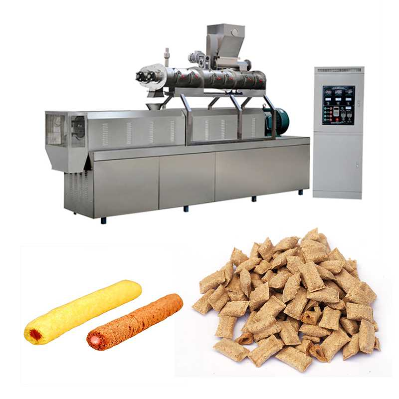 Heavy-Duty Automatic Doritos Production Line Doritos Tortilla Chips Making Machine