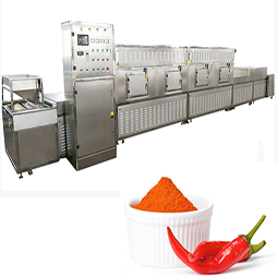 Microwave Assisted Thermal Sterilization Line